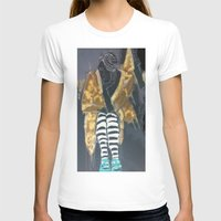 grace T-shirts featuring grace by Ashley James
