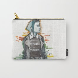 Punk Hera Carry-All Pouch