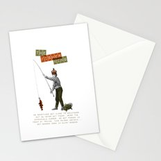 The fisher king Stationery Cards