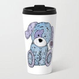 Cuddly Dog Travel Mug