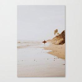 lets surf xxi Canvas Print
