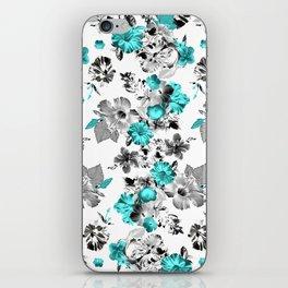 Hula Floral iPhone Skin