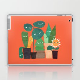 The plants are watching (paranoidos maximucho) Laptop & iPad Skin