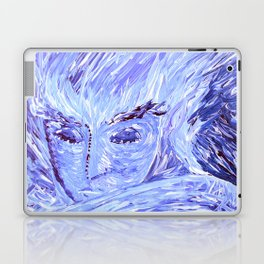 Frozen Man Laptop & iPad Skin