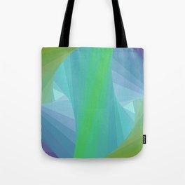 Geometric Voids Tote Bag