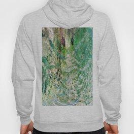 416 - Abstract Colour Design Hoody