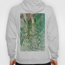 416 - Abstract Colour Design Hoody