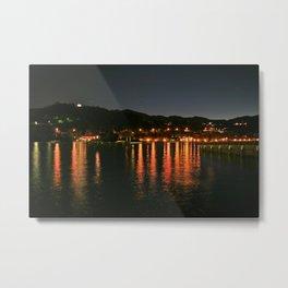 Lake Orta, Italy  Metal Print