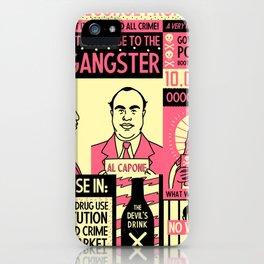 Prohibition iPhone Case