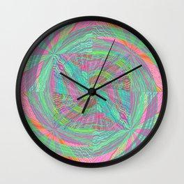 Jolt 4 Wall Clock