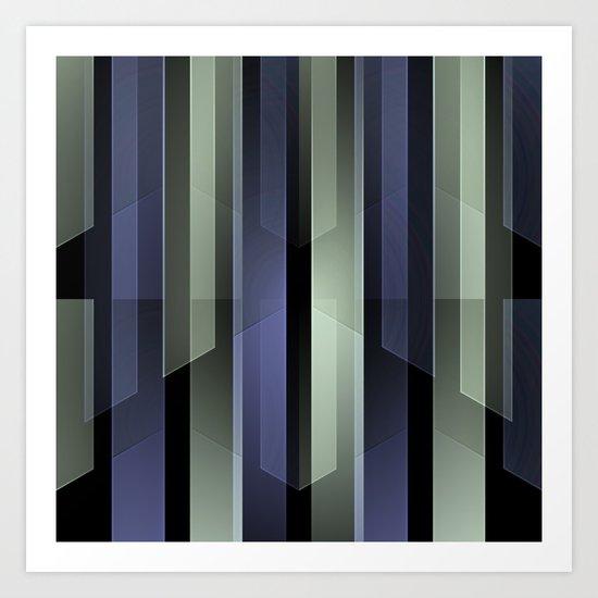 Stealth Escort Art Print