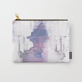 Lavender purple Carry-All Pouch