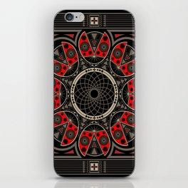 Make A Wish Ladybug iPhone Skin