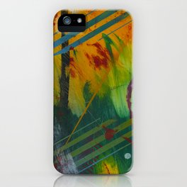 Where Silence Has Lease iPhone Case