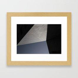 Architecural Shades Framed Art Print
