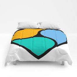 NEM Logo Comforters