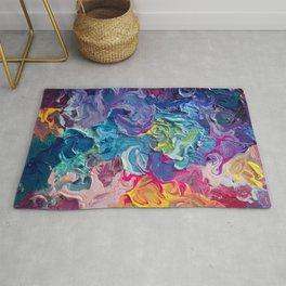 Aurora Swirls Rug