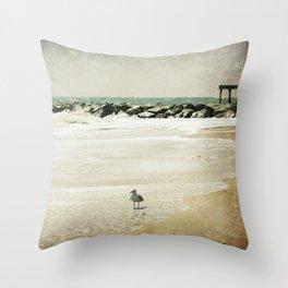 Sea Dream Throw Pillow