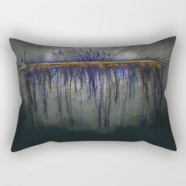 Dystopian Silence Rectangular Pillow