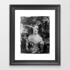 DAG III Framed Art Print