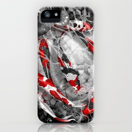 Nine Kois iPhone Case