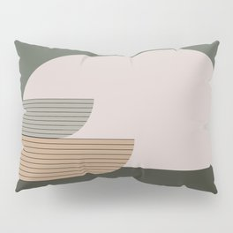 Abstract Composition 16 Pillow Sham