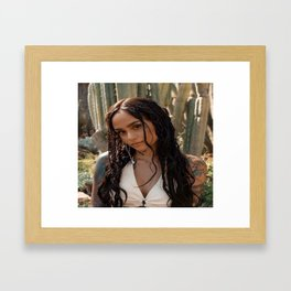Kehlani 11 Framed Art Print