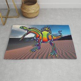 Spinosaurus Rug