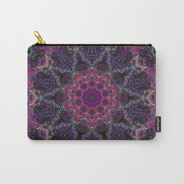 Shadow Mandala Carry-All Pouch