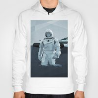 interstellar Hoodies featuring Interstellar by ANDRESZEN