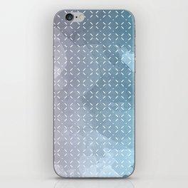 Geometric Aquarelle iPhone Skin