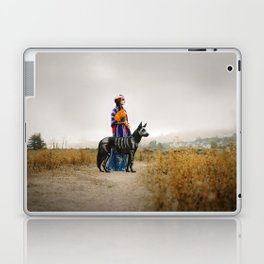 Day of the Dead Friends by The Labs & Co. Laptop & iPad Skin