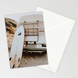 lets surf xxvii Stationery Cards