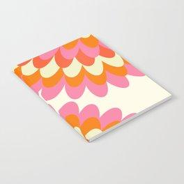 Dahlia at 60's Notebook