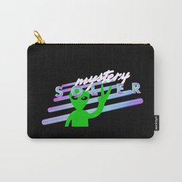 Mystery Solver - Perhaps It's You Podcast Fan Art Carry-All Pouch