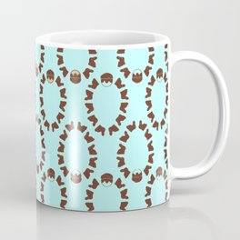 Easter Holidays Eggs Pattern Easter Gifts Coffee Mug