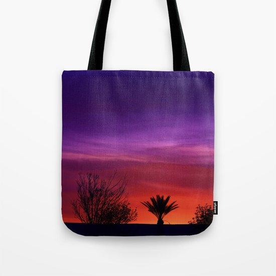 Desert SW Sunset Tote Bag