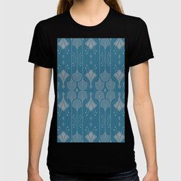 Art Deco Botanical Shapes T-shirt