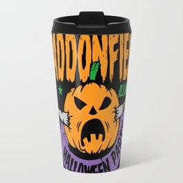 Haddonfield Halloween Party Travel Mug