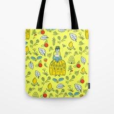 Queen of the Garden Tote Bag