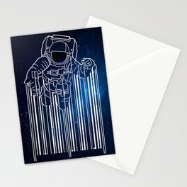 Astrocode Universe Stationery Cards