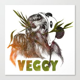 Veggy Canvas Print