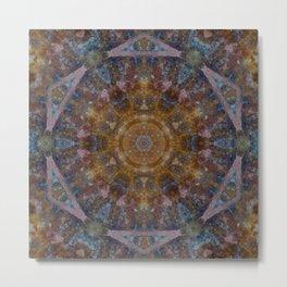 Wabi Sabi 6 Metal Print