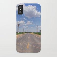 Lonesome Road Slim Case iPhone X