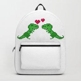 Dino Love Backpack