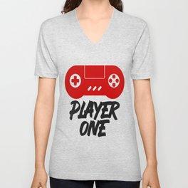 Play One Unisex V-Neck
