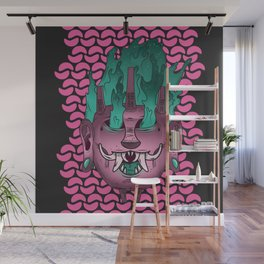 The Seared Mind Wall Mural