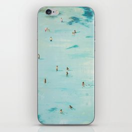 Bathers iPhone Skin