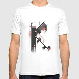 Abstract K T-shirt