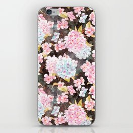Blossom V2 #society6 #buyart #pattern iPhone Skin